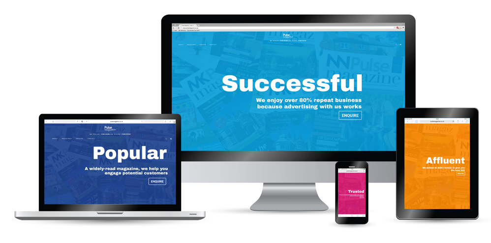 Responsive Website Design as Standard
