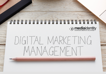 Digital Marketing Management by Media Identity