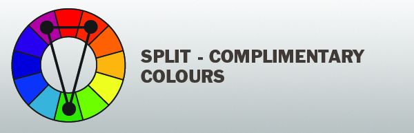 Split - Complimentary Colours