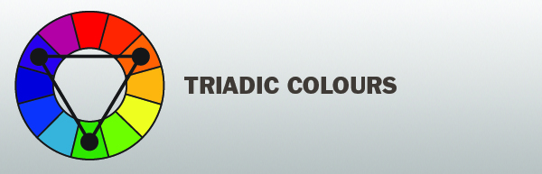 Triadic Colours