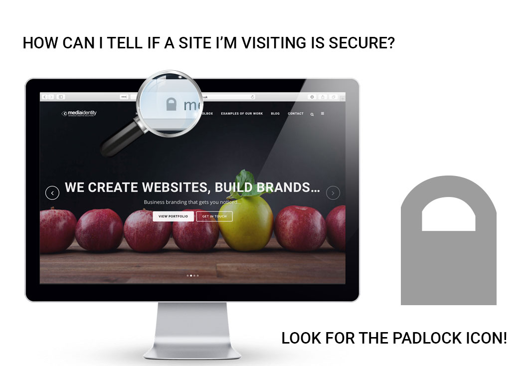 What the SSL Padlock Icon Looks Like on Safari for Mac